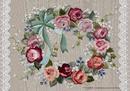 ポストカード バラの花額Ⅳ