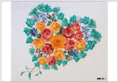 ポストカード 薔薇の花Ⅰ