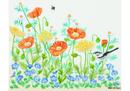 ポストカード 季節の花と鳥Ⅱ