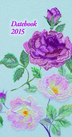 2015年花の手帳